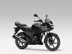 Honda CBF125 2014 http://www.hondamotovalencia.es