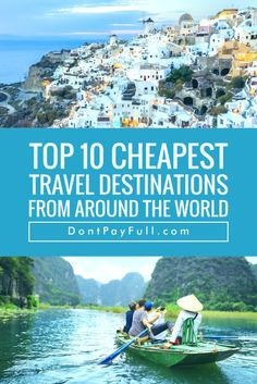 Top 10 Cheapest Travel Destinations travel destinations 2019 Who doesn't like exotic destinations? Check out these Top 10 Cheapest Travel Destinations from Around the World! Travel Destinations Bucket Lists, Vacation Destinations, Places To Travel, Places To Visit, Vacations, House Sitting, Travel Around The World, Around The Worlds, Bucket Lists