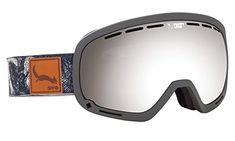 2387742588 SPY Optic Marshall Danny Larsen Snow Goggles Aviation Scoop Design Ski  Snowboard or Snowmobile Goggle Two
