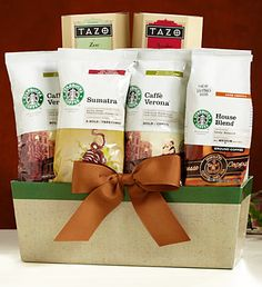 Wake up your favorite sleepy head! Get'em up and out of bed with this fan favorite Starbucks gift basket. Fundraiser Baskets, Raffle Baskets, Coffee Love, Black Coffee, Coffee Gift Baskets, Mother In Law Birthday, Themed Gift Baskets, Auction Baskets, Christmas Baskets