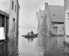 hoogwater 13 februari 1952