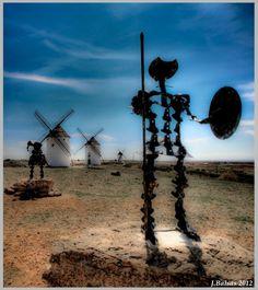 Mota del Cuervo, La Mancha, Spain