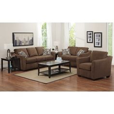 Bad Boy Calla 3-pc Living Room Set $1,858.88