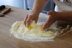 """Pellegrino Artusi & A Recipe for Perfect Pasta Dough"" by @eatlikeagirl"