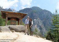 Royal Tour Bhutan. April 15, 2016.
