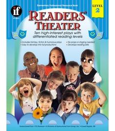 #CDWishList  Readers' Theater, Level 2 Resource Book - Carson Dellosa Publishing Education Supplies