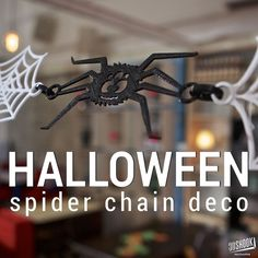 Our HALLOWEEN 3D printed party collection! Print our Halloween party chains deco Check us out at www.3dshook.com #3dprint #3dmodels #3dprinted #3dprinter #3dprinters #3dprinting #makers #makersgonnamake #PrintEverything #tech #technology #interiors #design #decor #homedecor #cool  #ikeahacks #retro #3dshook #halloween2015 #halloween #halloweenparty by 3dshook