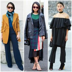 The 21 Best-Dressed Women Right Now: Australian Fashion Blogger and law student Margaret Zhang is smart and stylish.