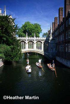 Cambridge University, UK