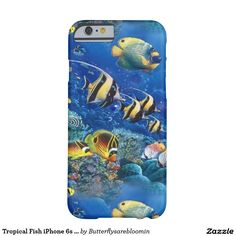 Tropical Fish iPhone 6s Case