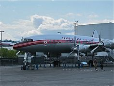 Trans-Canada Air Lines: Air Canada Predecessor On Display at Seattle's Museum of Flight