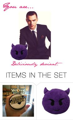 """""""You are... Deacon"""" by raspberry-stegosaurus ❤ liked on Polyvore featuring art"""