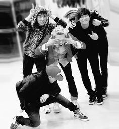 Doesn't get any cuter than Big Bang
