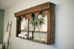 Oh my! This is the plate rack seen on Season 2 Episode 7