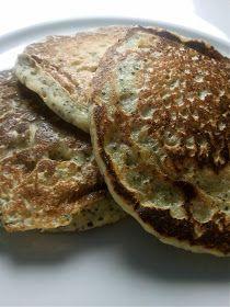 Life as a Vegan!: Gluten Free Soy Free Lemon Poppy Seed Pancakes