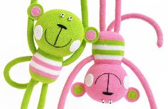 PDF PATTERN Monkey with magnetic hands