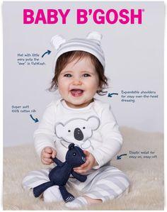 Baby B'gosh! #oshkoshbgosh