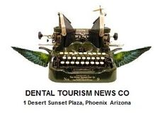 Dental Tourism News Co. brings you the latest dental travel  news, articles, tips and important information for taking a dental holiday abroad. Visit: www.dentaltourismnewsco.blogspot.com