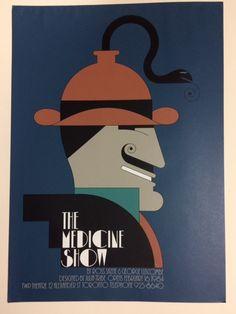 Theo Dimson Poster X2