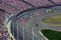 Michigan International Speedway  Camping and NASCAR  I would love to go back!