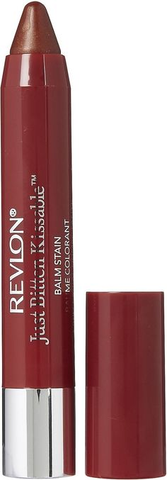 Revlon Just Bitten Kissing Balm Stain, Adore, Ounce Balm stain provides gorgeous flush of kiss-proof color with the comfortable feel of a balm Ultra moisturizing formula glides on and feels very comfortable Smooth gel formula that is glossy on lips Deep Autumn Makeup, Fall Makeup, Kiss Proof, Painted Nail Art, Kissable Lips, Soft Lips, Soft Summer, Makati, Lips
