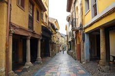 Avilés es la tercera ciudad en importancia del Principado de Asturias. Tras un pasado industrial y gris ha sabido remontar y convertirse en una bella ciudad colorida y turística.