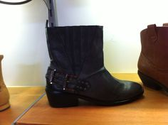 Buckle stud boots (4th Ave store) Studded Boots, Biker, Store, Fashion, Tent, Moda, Shop Local, La Mode, Larger