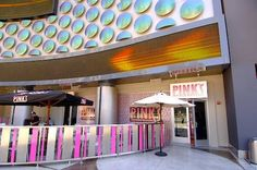 Sometimes in Las Vegas, all you want is a freakin' hot dog and this is the place to get it. Pink's Hot Dogs at Planet Hollywood