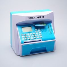 5 colors Safety Electronic Piggy Bank Mini Atm Money Box Password Digital Coins Cash Deposit Children Gift in Chinese Retirement Age, Saving For Retirement, Atm Bank, Project Mc2, Digital Coin, Strategic Planning, Money Box, Starting Your Own Business, Office Phone