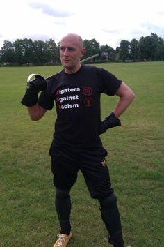 Matt Easton of Schola Gladiatoria - sword fighting classes in London, Bradford and Manchester