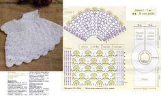 Modèles pour Bébés au crochet : modèles et grilles à imprimer !