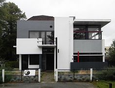 Gerrit Rietveld - Rietveld Schröderhuis