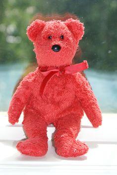 TY Beanie Babies: Prices, FAQ, and Facts Beanie Baby Collectors, Beanie Babies Value, Ty Bears, Beanie Baby Bears, Ty Babies, Beanie Buddies, Baby Boots, Teddy Bear, Children