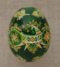Pysanka Pysanky from Ukraine Chicken Easter Egg by PysankaFolkArt