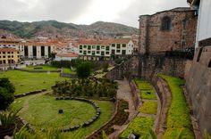https://flic.kr/p/yobYq2 | Coricancha, Cusco, Peru