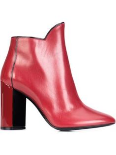 "bottines ""Belle"""