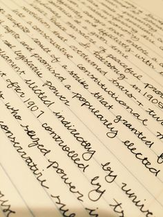 studyonmywaywardson:[Practicing my cursive] I feel like cursive is becoming a lost art. My cursive still sucks but it's improving with practice.  -c.w.
