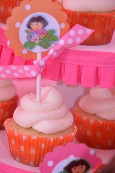 Dora the explorer birthday party ideas - Google