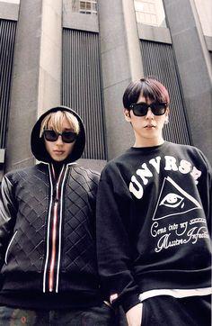 Jongup and Himchan