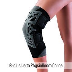 The Reaction Knee Brace can be used to relieve Anterior knee pain during daily and sporting activities including contact sports.