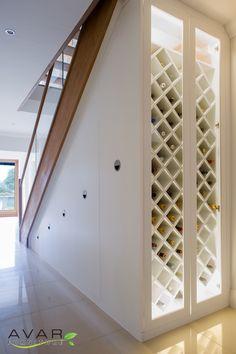 Under Stairs storage from Avar Furniture