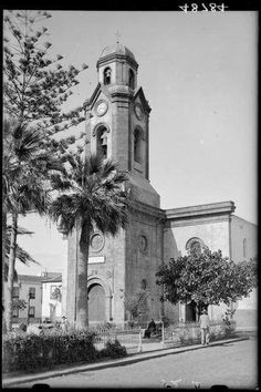 Tenerife, San Francisco Ferry, Notre Dame, Building, Travel, Passport, Old Pictures, Author, Teneriffe