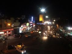 Mount road, Chennai. 2nd October 2014