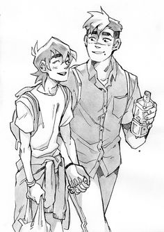 Shiro & Keith