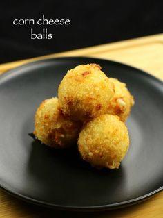 corn cheese balls