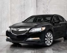 Acura RLX Sport Hybrid Coming to Los Angeles International Auto Show