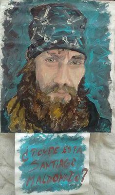 A dos meses de la desaparición forzada de Santiago Maldonado, reunimos las obras de todos los artistas que se sumaron a la convocatoria en reclamo por su aparición.