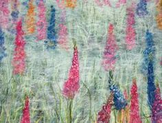 Rahola | Drdul | Gallery: Lupins in the Mist, please contact Sanna Rahola at (902)472-2650 for details or Harvest Gallery at www.harvestgallery.ca.