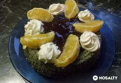 Mikrós mákos süti ahogy May készíti