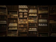 Onassis Foundation - YouTube Bookcase, Foundation, Shelves, Youtube, Home Decor, Shelving, Decoration Home, Room Decor, Book Shelves